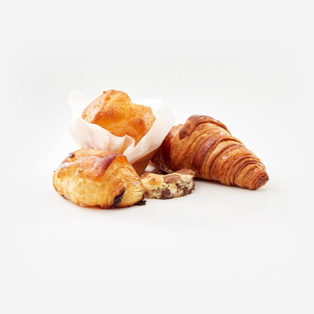 Desayuno dulce selección