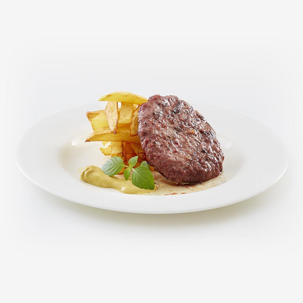 Burger y Vegan Burger