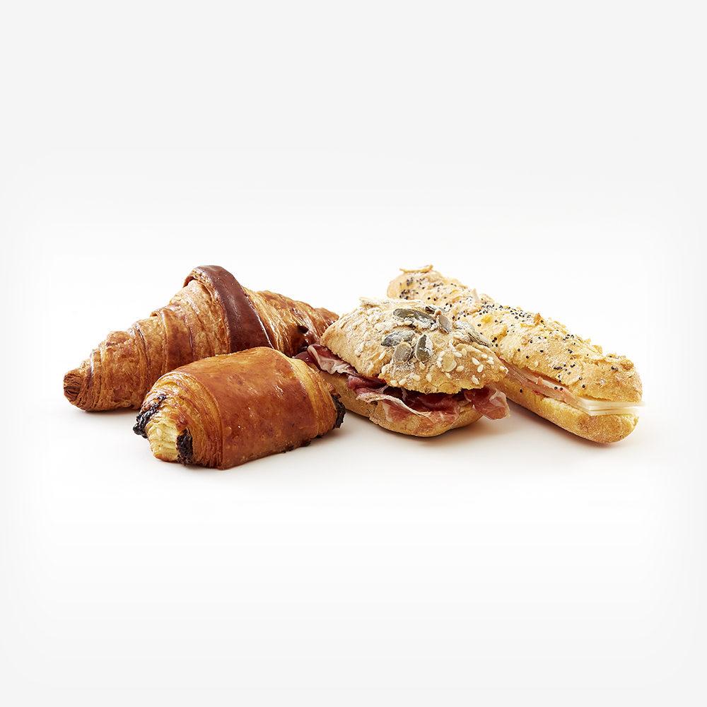 Desayuno selección infalible
